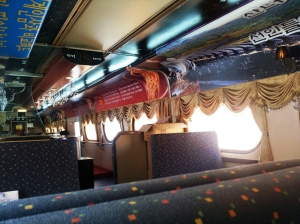 Wine Train Korea